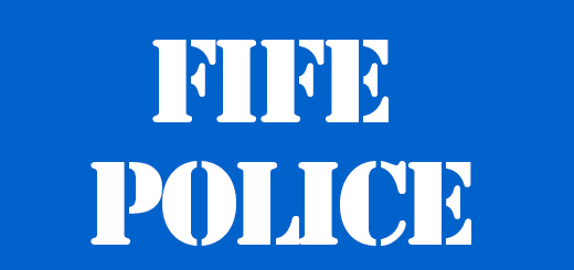 fife police logo around fife