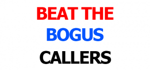 beat the bogus callers around fife