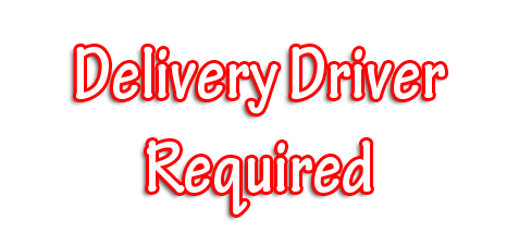 Delivery Driver Required Around Fife