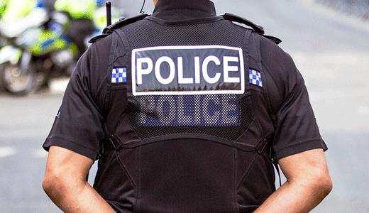 Police man Around Fife